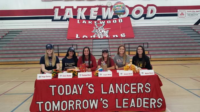Class of 2016 Signing Day