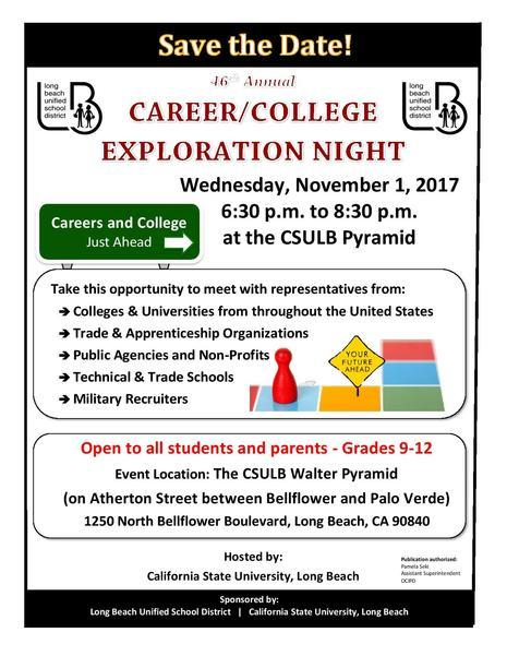 Career College Exploration Night Flyer 2017.jpg
