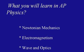 AP Physics